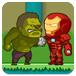 绿巨人与钢铁侠选关版