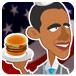 奥巴马卖汉堡