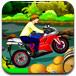 贾斯汀比伯摩托车-敏捷小游戏